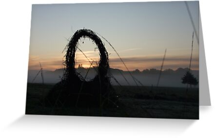 Celtic Circle Dawn-02 by Pat - Pat Bullen-Whatling Gallery