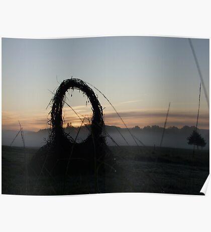 Celtic Circle Dawn-02 Poster