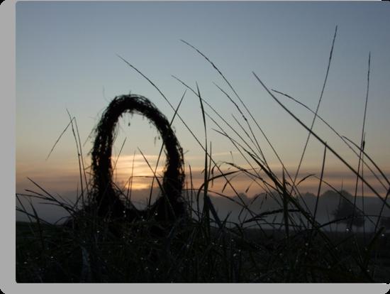 Celtic Circle Dawn-05 by Pat - Pat Bullen-Whatling Gallery