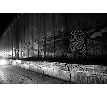 Bethlehem,Palestine Photographic Print