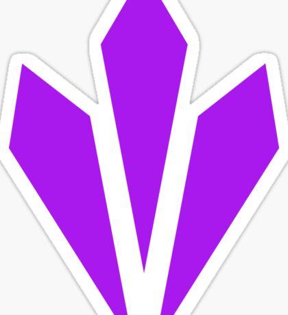 Vitality - Purple Sticker