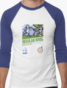 Regular Bros Men's Baseball ¾ T-Shirt