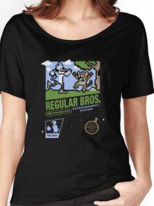 Regular Bros Women's Relaxed Fit T-Shirt