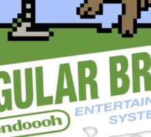 Regular Bros Sticker