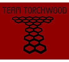Torchwood sign  Photographic Print