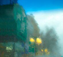 Winter Rain II by Lisa G. Putman