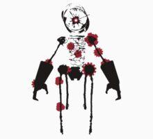 Ink Blot Ro-Bot Kids Clothes