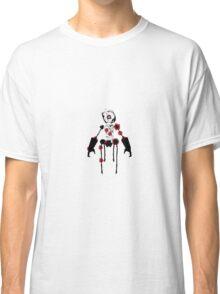 Ink Blot Ro-Bot Classic T-Shirt