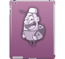 Pink Character iPad Case/Skin