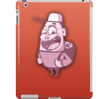 Orange Character iPad Case/Skin