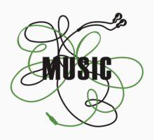 Music Kids Tee