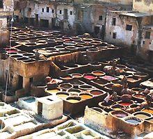 Fez Dye by Justin1971