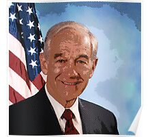 celebrities ron paul Poster
