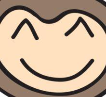 love monkey Sticker