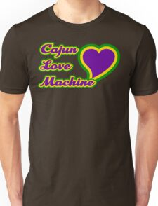 Cajun Love Machine Unisex T-Shirt