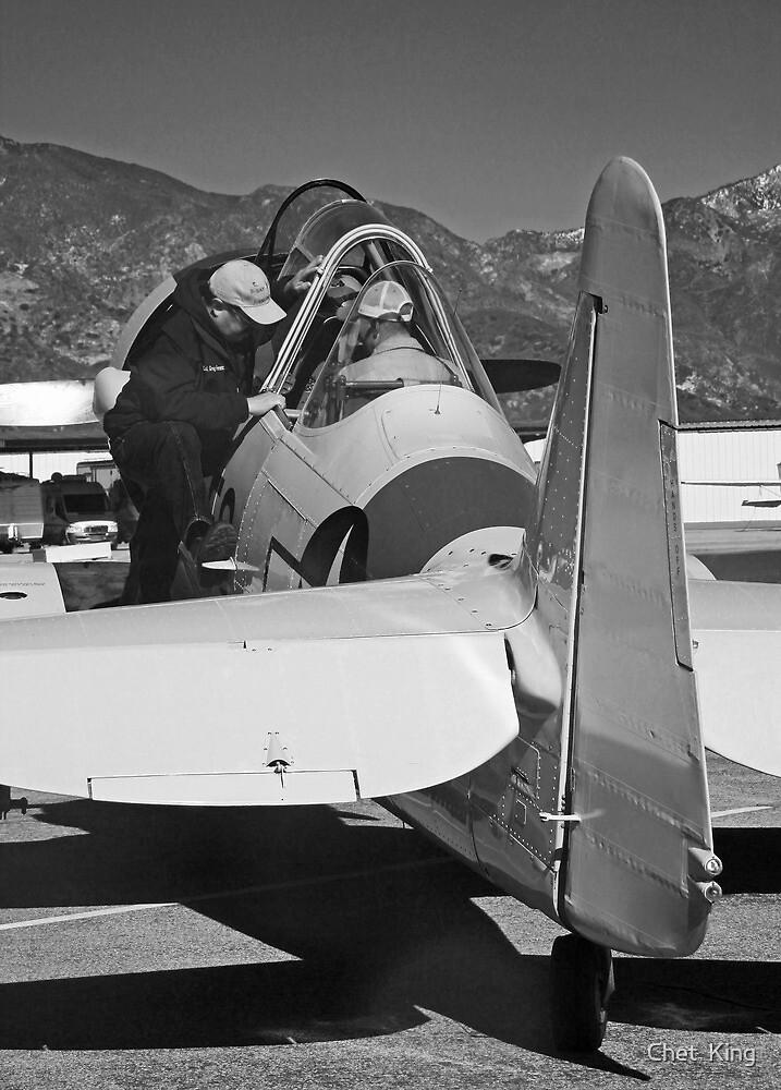 Pre-Flight by Chet  King