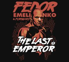 Fedor Emelianenko MMA Fighter by punglam