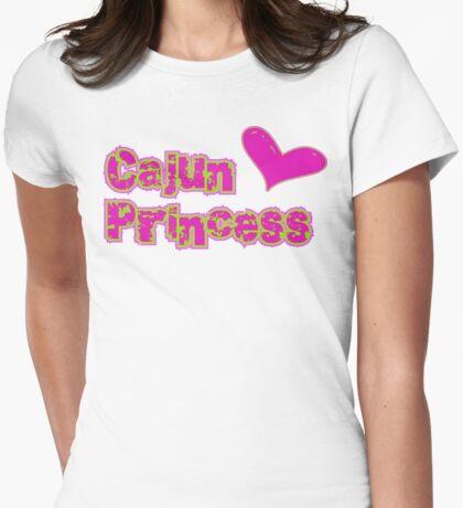 Cajun Princess Womens Fitted T-Shirt