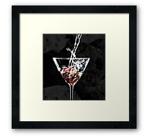 A Donald Trump Event. Water-Boarder Of The Month Recognition Party. Framed Print