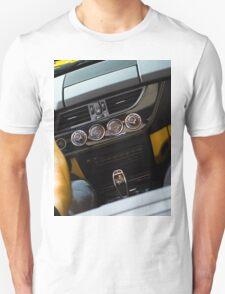 BMW Z4 sDrive20i Pure Impulse Inside [ Print & iPad / iPod / iPhone Case ] Unisex T-Shirt