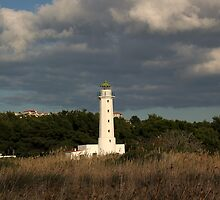 Lighthouse by mkokonoglou