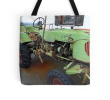 Tractor-Historic Tote Bag