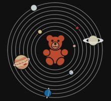 """""""But it's the Solar System!"""" One Piece - Short Sleeve"""