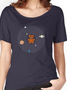"""""""But it's the Solar System!"""" Women's Relaxed Fit T-Shirt"""