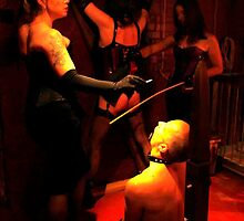 Double Domme Dungeon Fun by The Mysterious Miss