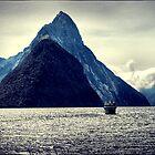 Milford Sound I by andreisky