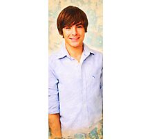 celebrities  zack efron art Photographic Print