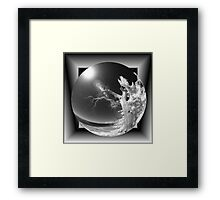 Eagles Lair Framed Print