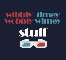wibbly wobbly timey wimey stuff in 3D by SallySparrowFTW
