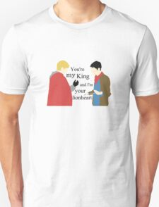 King and Lionheart T-Shirt