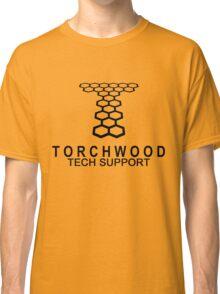 Torchwood Tech Support Classic T-Shirt
