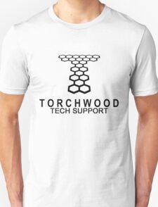 Torchwood Tech Support Unisex T-Shirt