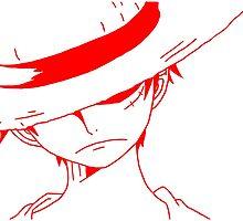Luffy - Pirates by angga80