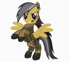 My Little Military Pony One Piece - Short Sleeve