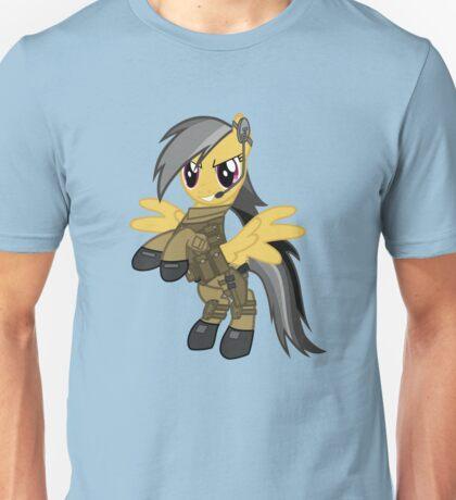 My Little Military Pony Unisex T-Shirt