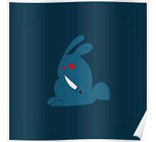 Psycho bunny Poster