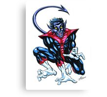 Nightcrawler Canvas Print