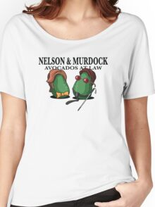 Best Damn Avocados in New York Women's Relaxed Fit T-Shirt