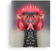 The Chickenator Canvas Print