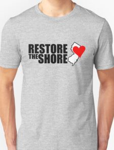 Restore the shore Unisex T-Shirt
