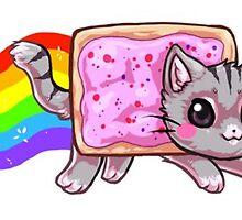 Nyan Cat by Lutubert