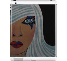 Feeling Blue iPad Case/Skin