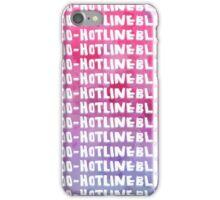 Hotline Bling Drake Watercolour Illustration iPhone Case/Skin