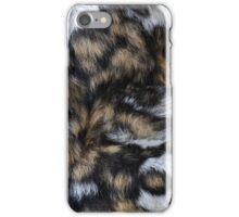 African Wild Dog Fur iPhone Case/Skin