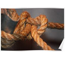Rope Knot Poster