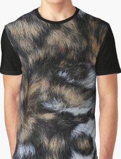 African Wild Dog Fur Graphic T-Shirt